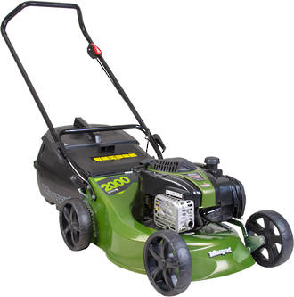 Masport President 2000 AL Lawnmower