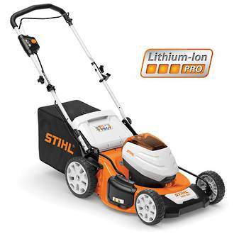 STIHL RMA 510 PRO Cordless Lawnmower (incl. Battery and Charger)