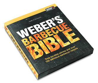 Weber® Weber's Barbecue Bible