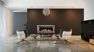 Escea DL1100 Gas Fire
