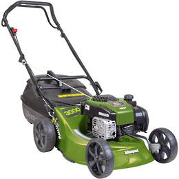 Masport President 3000 AL Combo Self Drive Lawnmower