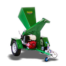 Hansa C13 Brush Chipper (Road Towable)