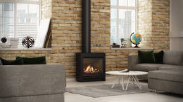 Escea DFS730 Freestanding Gas Fire