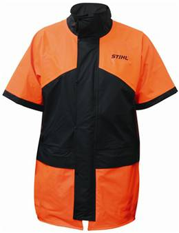 STIHL Short Sleeve Wet Weather Jacket
