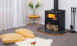 Jayline SS200L Fireplace