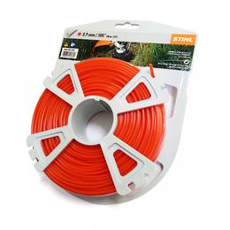 STIHL Round Nylon 2.7mm Red - 68m