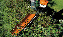 STIHL Catcher Plate for Cutting Blades