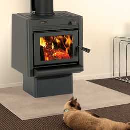 Metro ECO Tiny Ped Fireplace