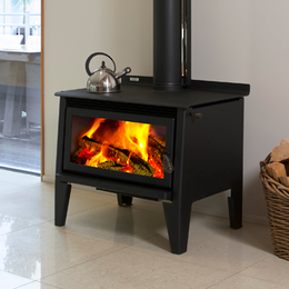 Metro LTD Mega Rad Fireplace