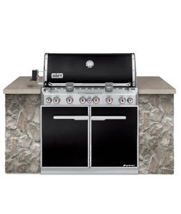 Weber® Summit E-660 Built In BBQ