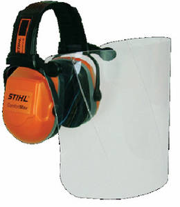 STIHL Face Guard Kit (Polycarbonate Clear/ Steel Mesh)